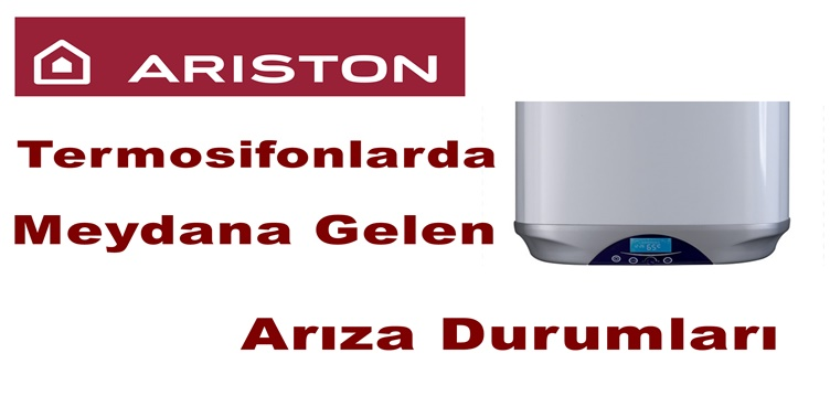 İzmir Ariston Termosifon Tamiri